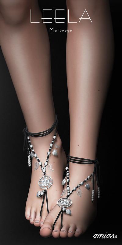 LEELA bracelets @ Belle