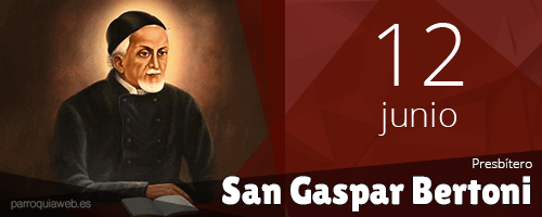 San Gaspar Bertoni