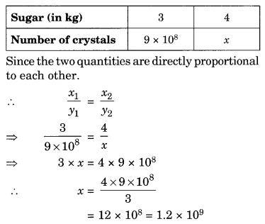 Direct and Inverse Proportions Class 8 Extra Questions Maths Chapter 13 Q5