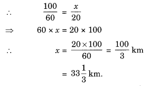 Direct and Inverse Proportions Class 8 Extra Questions Maths Chapter 13 Q1.1