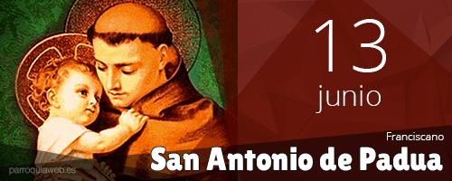 San Antonio de Padua - ParroquiaWeb