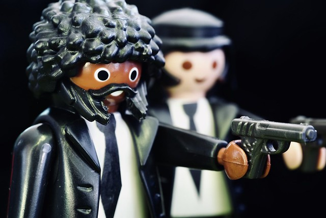 Pulp Fiction - Childhood Toys