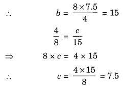 Direct and Inverse Proportions Class 8 Extra Questions Maths Chapter 13 Q2.2