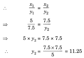 Direct and Inverse Proportions Class 8 Extra Questions Maths Chapter 13 Q4