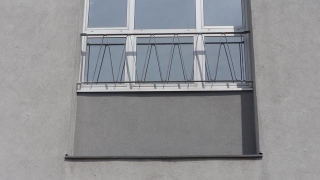um 1961/62 Berlin-O. Ziergitter Fernmeldeamt Dottistraße 3 in 10367 Lichtenberg