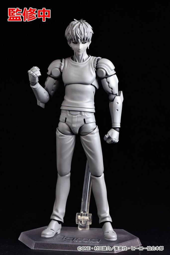 【WF2019上海】MAX FACTORY 多款 figma、PLAMAX組裝模型...新作原型公開!