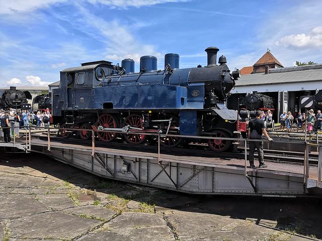 50 Jahre Bayerisches Eisenbahnmuseum