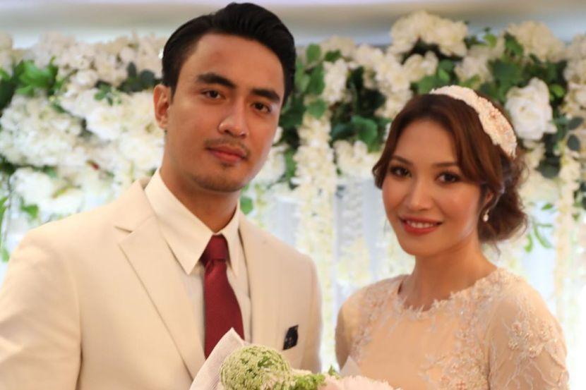 Aiman Hakim Ridza & Zahirah MacWilson Bertunang