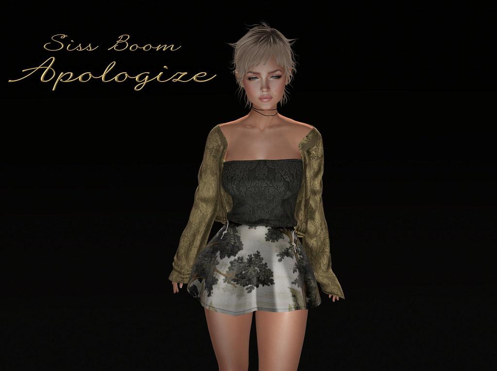 -siss boom-apologize ad - TeleportHub.com Live!