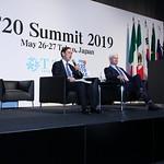 T20 Japan Summit 2019