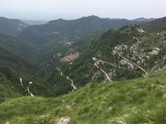 Vista su Levigliani