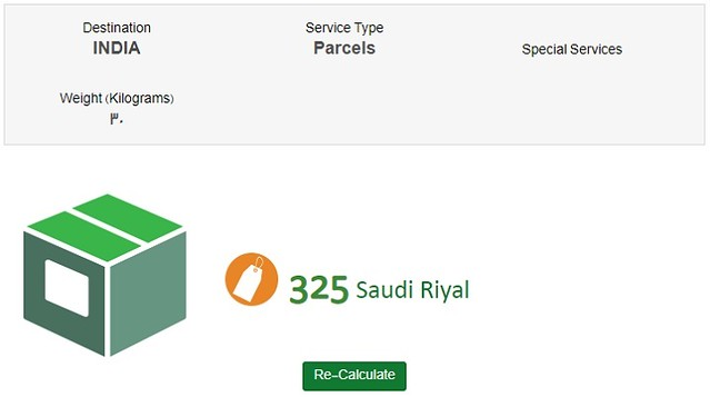 5173 How to cargo goods through Saudi Post 01