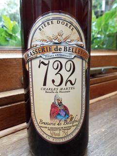 Brasserie de Bellefois, 732 Bière Dorèe, France