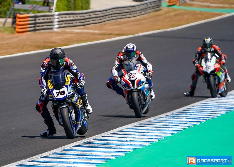 Loriz Baz race 2 foto