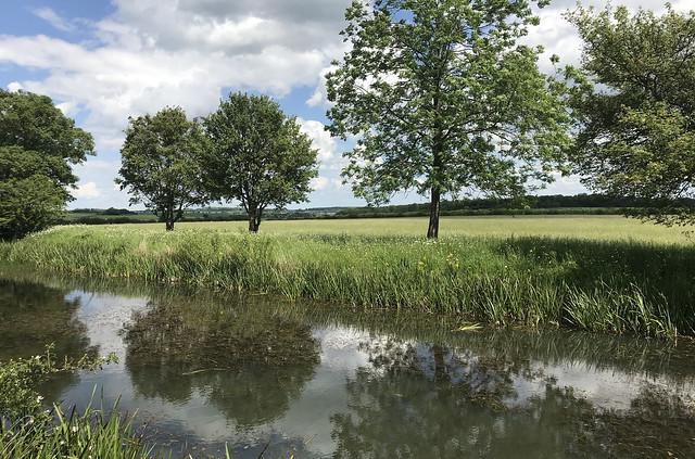 Lyveden Water Garden, Northamptonshire