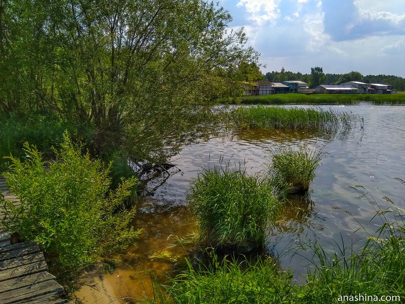 Райское место, Иваньковское водохранилище