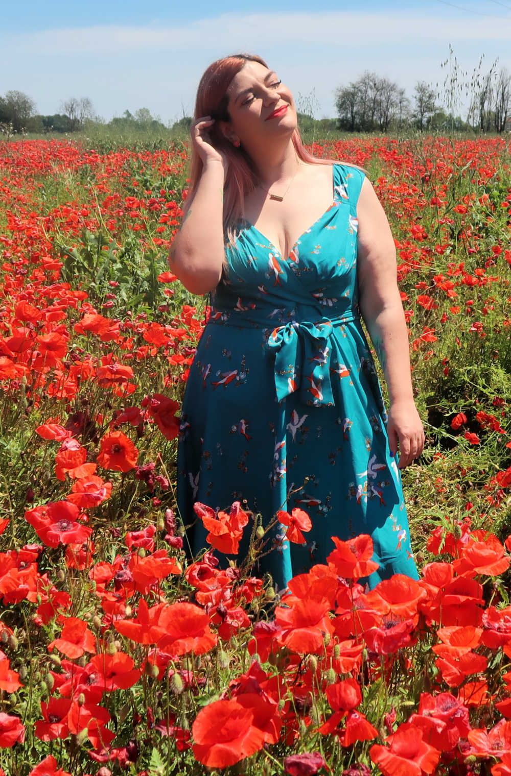 Outfit curvy vintag (7)
