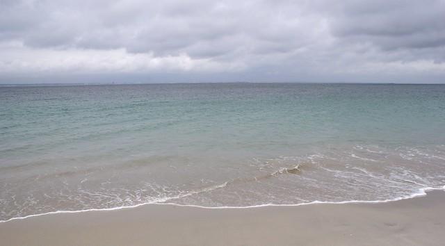Les couleurs de l'île ...