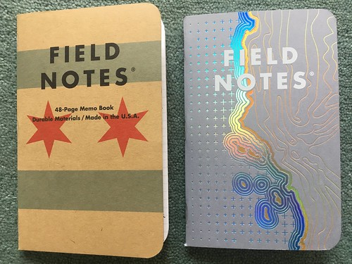 Field Notes Old to New Part 22