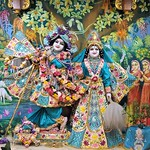 ISKCON London Deity Darshan 10 June 2019