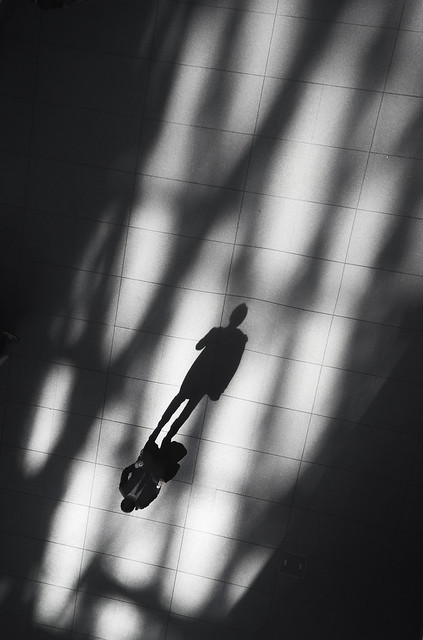 Existence of shadow