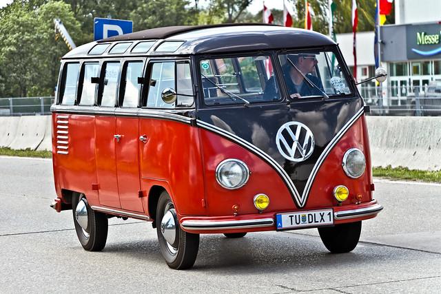 Volkswagen Typ 2 Samba (0502)