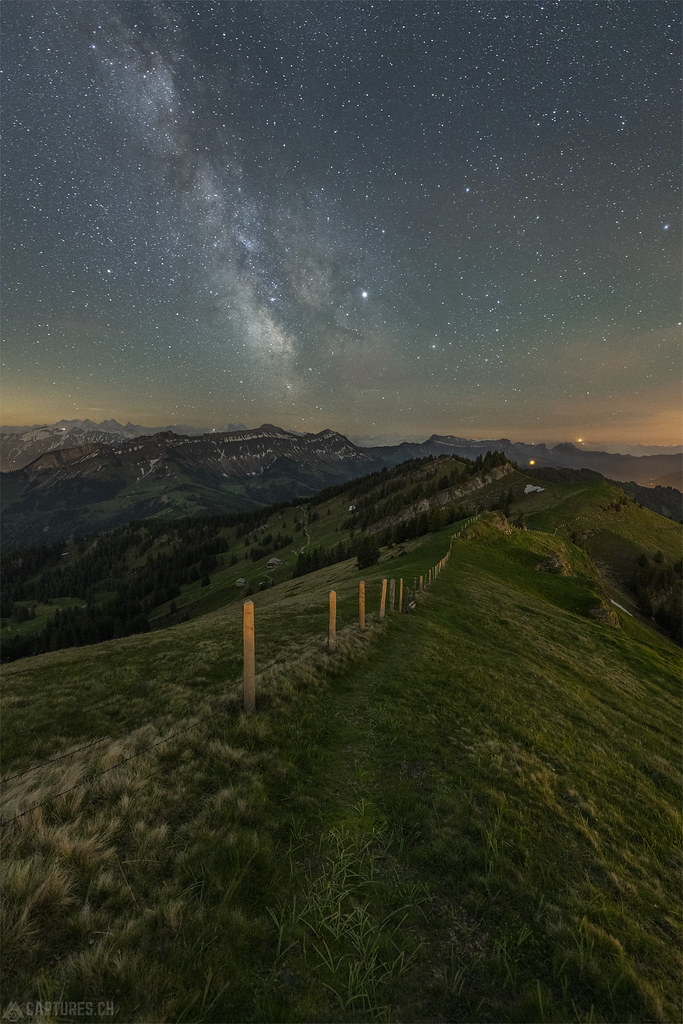 Starry sky - Beichle