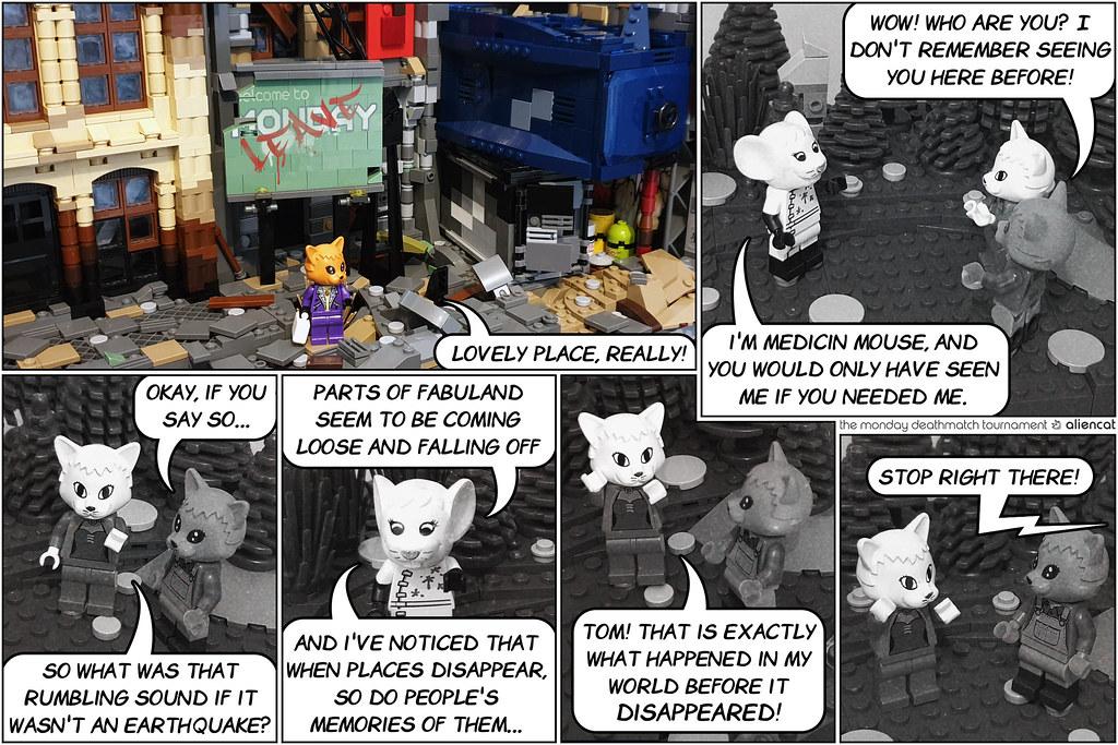 The Monday Deathmatch Tournament - Page 36