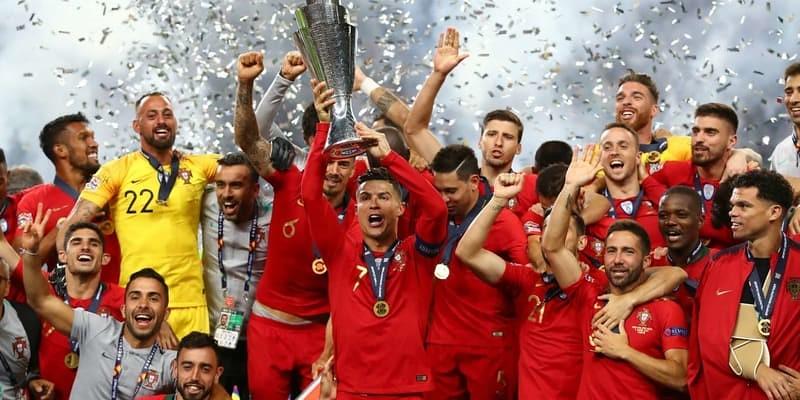 Ronaldo menargetkan lebih banyak perak dengan Portugal
