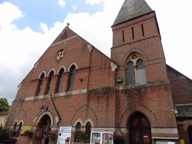 Old Methodist Church?