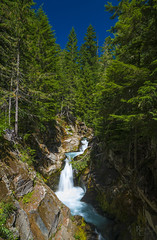 Mount Rainier Cascade Blue