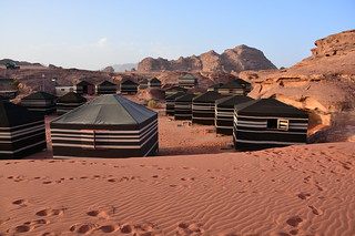 Mohammed Mutlak camp in Wadi Rum desert (Jordan 2019)