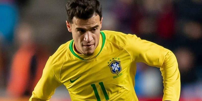 Silva: Brasil perlu Coutinho untuk menggantikan Neymar