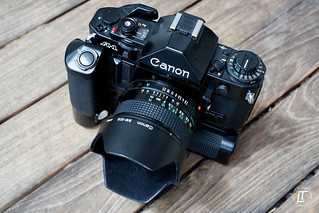 Canon A-1 | by Luis TAPPA