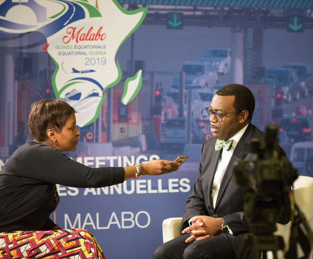 Malabo AfDB Annual Meetings - Official Opening Press Conference