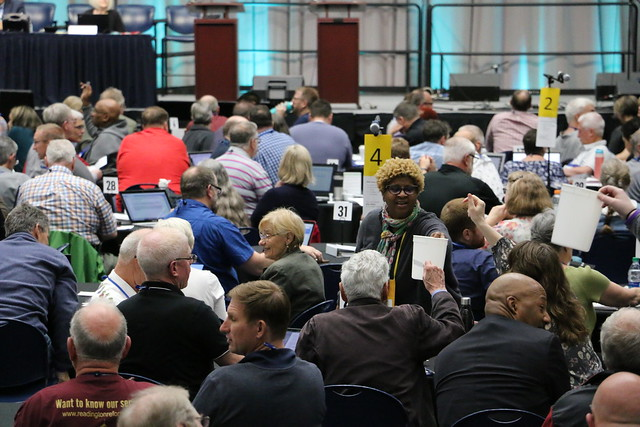 General Synod 2019—Monday