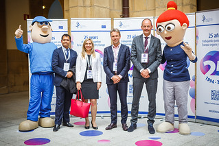 05/06/2019 - 16:49 - EU-OSHA and its extensive network of partners celebrated in Bilbao on 5 June their joint efforts over the past 25 years for safer and healthier European workplaces.  photo: © EU-OSHA / Fernando Aramburu Garrido