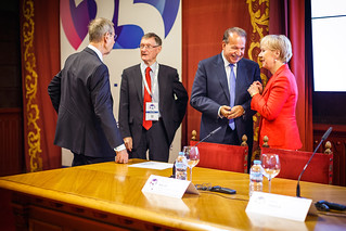 05/06/2019 - 16:57 - EU-OSHA and its extensive network of partners celebrated in Bilbao on 5 June their joint efforts over the past 25 years for safer and healthier European workplaces.  photo: © EU-OSHA / Fernando Aramburu Garrido