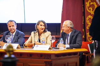 05/06/2019 - 17:24 - EU-OSHA and its extensive network of partners celebrated in Bilbao on 5 June their joint efforts over the past 25 years for safer and healthier European workplaces.  photo: © EU-OSHA / Fernando Aramburu Garrido