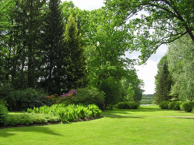 Räpina park & School of Horticulture