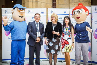 05/06/2019 - 16:45 - EU-OSHA and its extensive network of partners celebrated in Bilbao on 5 June their joint efforts over the past 25 years for safer and healthier European workplaces.  photo: © EU-OSHA / Fernando Aramburu Garrido