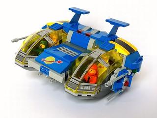 Classic Space Twin-Pod