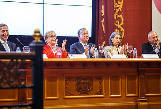 05/06/2019 - 17:21 - EU-OSHA and its extensive network of partners celebrated in Bilbao on 5 June their joint efforts over the past 25 years for safer and healthier European workplaces.  photo: © EU-OSHA / Fernando Aramburu Garrido