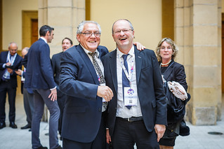 05/06/2019 - 18:41 - EU-OSHA and its extensive network of partners celebrated in Bilbao on 5 June their joint efforts over the past 25 years for safer and healthier European workplaces.  photo: © EU-OSHA / Fernando Aramburu Garrido