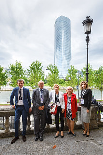05/06/2019 - 19:06 - EU-OSHA and its extensive network of partners celebrated in Bilbao on 5 June their joint efforts over the past 25 years for safer and healthier European workplaces.  photo: © EU-OSHA / Fernando Aramburu Garrido