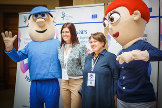 05/06/2019 - 16:52 - EU-OSHA and its extensive network of partners celebrated in Bilbao on 5 June their joint efforts over the past 25 years for safer and healthier European workplaces.  photo: © EU-OSHA / Fernando Aramburu Garrido