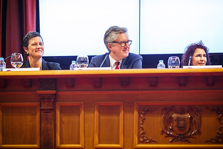 05/06/2019 - 18:01 - EU-OSHA and its extensive network of partners celebrated in Bilbao on 5 June their joint efforts over the past 25 years for safer and healthier European workplaces.  photo: © EU-OSHA / Fernando Aramburu Garrido