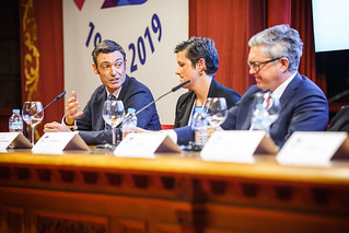 05/06/2019 - 18:25 - EU-OSHA and its extensive network of partners celebrated in Bilbao on 5 June their joint efforts over the past 25 years for safer and healthier European workplaces.  photo: © EU-OSHA / Fernando Aramburu Garrido