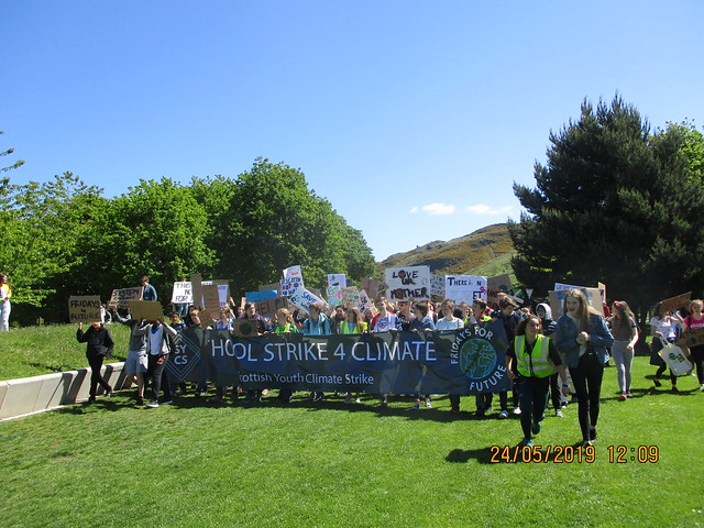 24th Of May Climate March