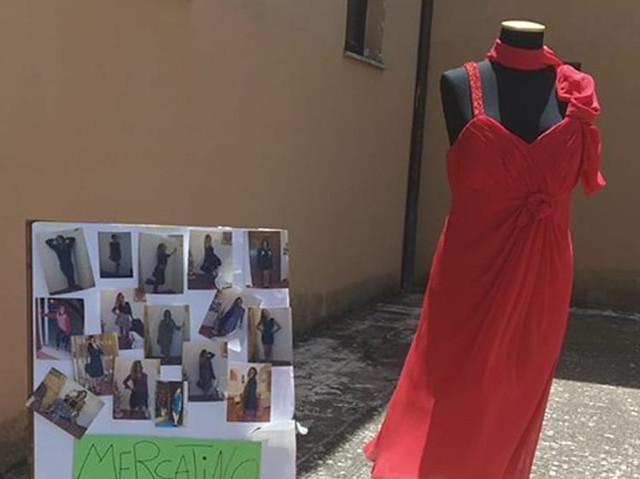mercatino vintage CdA